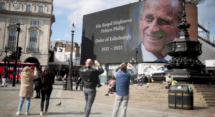 Елбасы выразил соболезнования королеве Великобритании