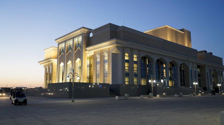 Крупнейший в Центральной Азии туристический комплекс открылся в Туркестане
