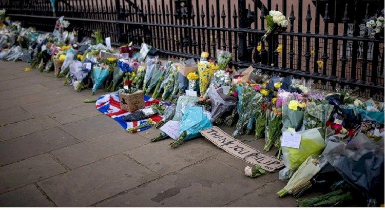 Церемония похорон принца Филиппа пройдет 17 апреля
