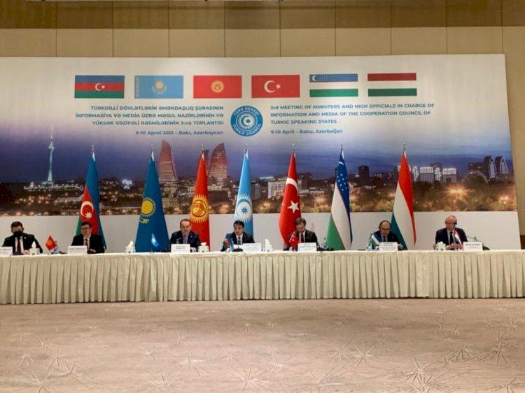 Казахстан укрепляет международное сотрудничество в сфере СМИ