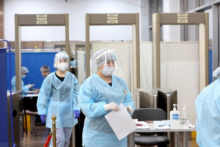 Светлана Султангазиева: В Алматы развернуто почти 200 прививочных пунктов