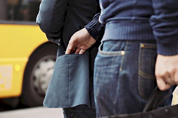 Молодой вор-карманник задержан в Талдыкоргане
