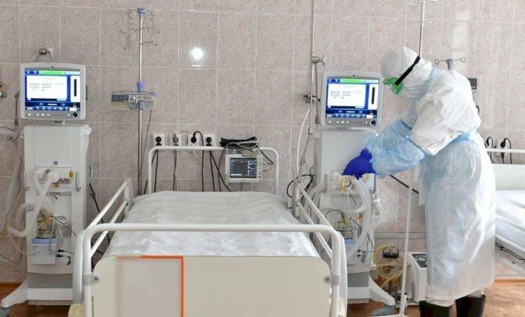 17 казахстанцев скончались от коронавируса и пневмонии за сутки