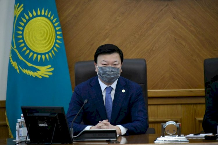 Алексей Цой опроверг информацию об отказе в сокращении интервала между вакцинами