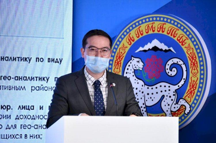 В Алматы за год покрыто 218 «слепых» зон, где отсутствовали интернет и связь