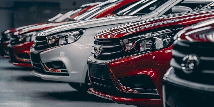 На 35% выросли продажи новых машин в Казахстане