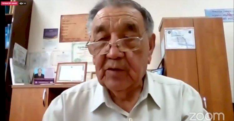 Что волнует жителей Алматы в вопросах вакцинации –  прямая трансяляция с онлайн-брифинга