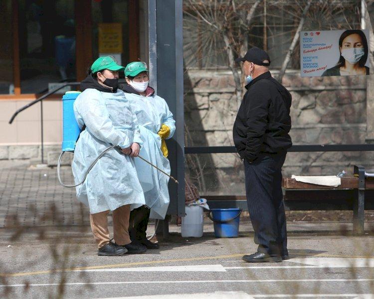 Асель Калыкова: Эпидситуация в Алматы остается напряженной