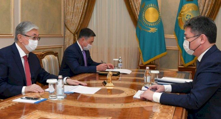 Президент дал ряд поручений министру труда и соцзащиты
