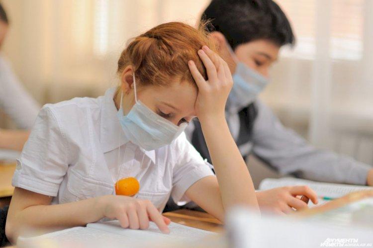 Алматинских родителей призвали предупреждать детей о соблюдении антиковидных мер