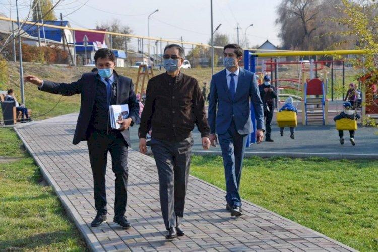 Бакытжан Сагинтаев: Мы создаем новые самодостаточные центры в каждом районе города