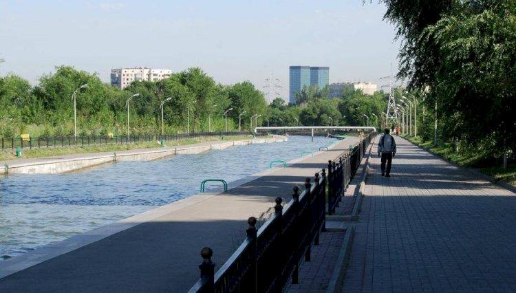 Как благоустроят набережные рек Есентай и Киши Алматы