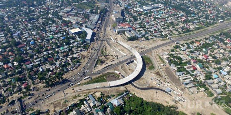 Концепцию улицы Сатпаева презентовал Алмасхан Ахмеджанов