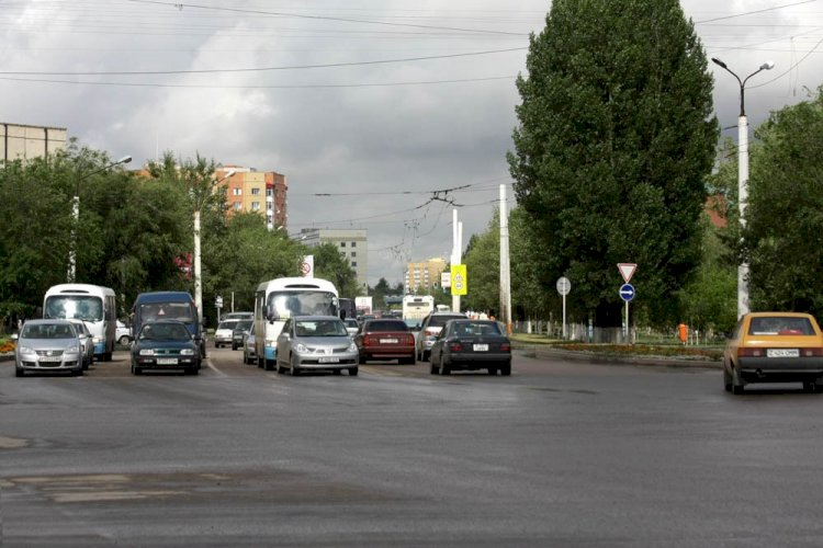 Концепцию улицы Пушкина в Алматы презентовал Алмасхан Ахмеджанов
