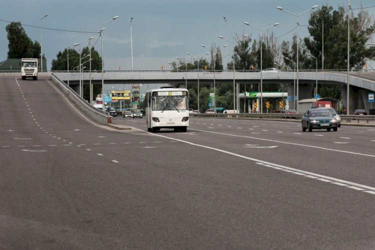Презентована концепция проспекта Раймбека в Алматы