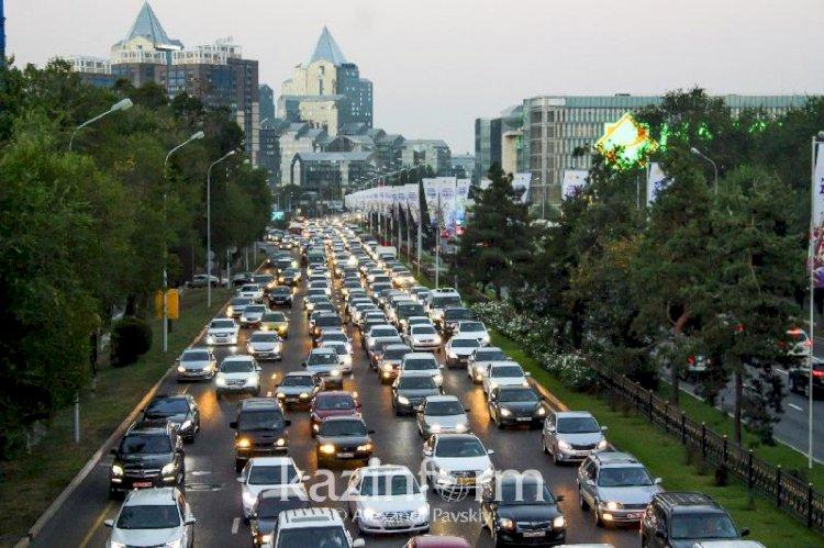 Алмасхан Ахмеджанов презентовал концепцию улицы Мусрепова в Алматы