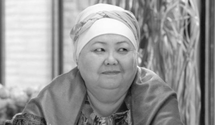 Ушла из жизни известная казахстанская актриса Газиза Абдинабиева