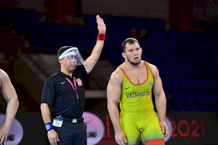 Олег Болтин: Рад, что выиграл дома, в Алматы