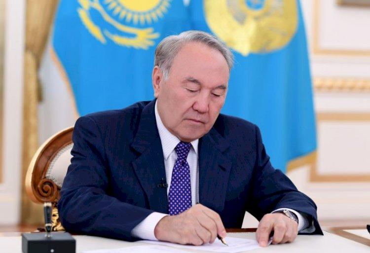 Елбасы выразил соболезнования президенту Туркменистана