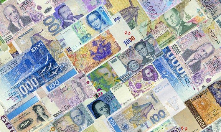 Что привело валюты многих государств к укреплению по отношению к доллару