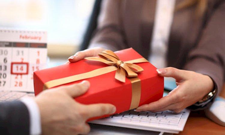 Штраф за подарки