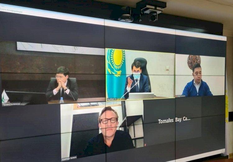 О чем хочет договориться правительство Казахстана с компанией Илона Маска – SpaceX