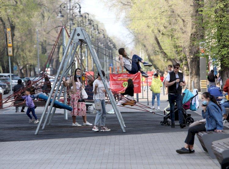 Айнур Уалиева: Тяжелобольных коронавирусом детей в Алматы нет