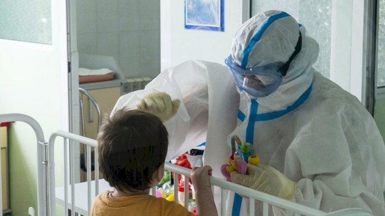 Айнур Уалиева: О течении коронавирусной инфекции у детей