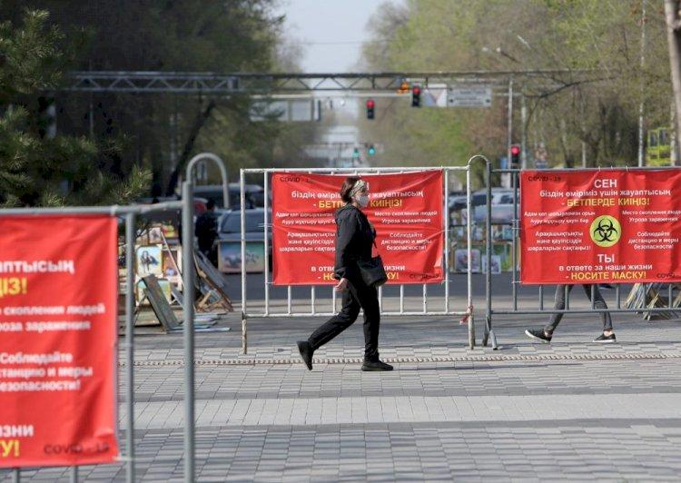 Садвакас Байгабулов: Массовые мероприятия запрещены в Алматы
