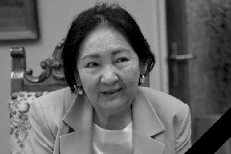 Ушла из жизни вдова Чингиза Айтматова – Мария Айтматова