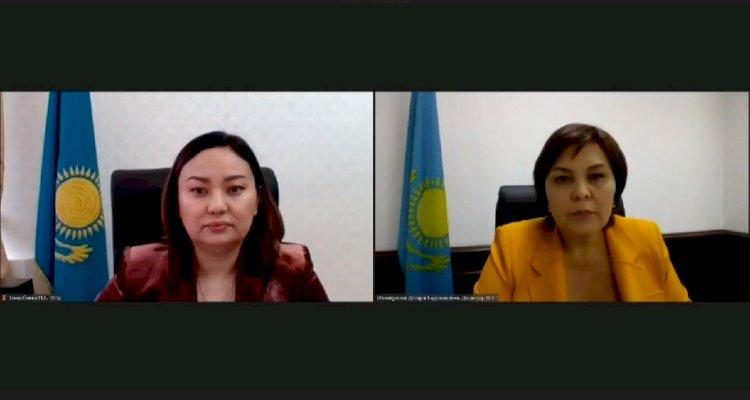 О мерах реализации социальной политики в Алматы – прямая трансляция