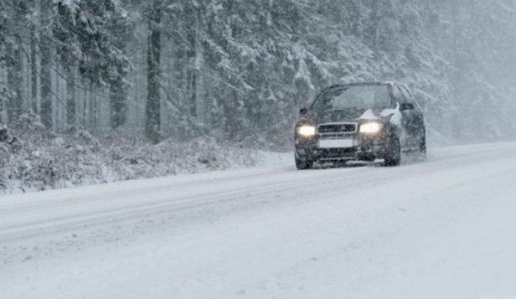 Водителей предупреждают об ухудшении погодных условий в Алматинской области