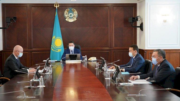 Совет по улучшению инвестклимата рассмотрел вопросы реализации налоговой реформы
