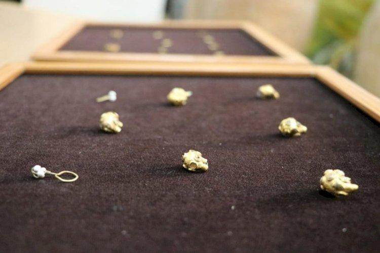 Археологи рассказали об артефактах, обнаруженных на городище Культобе