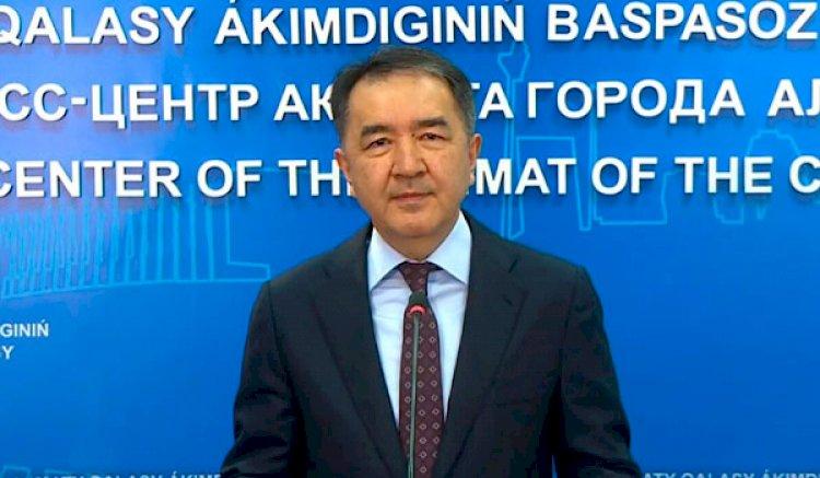 Бакытжан Сагинтаев: Только массовая вакцинация поможет в борьбе с пандемией