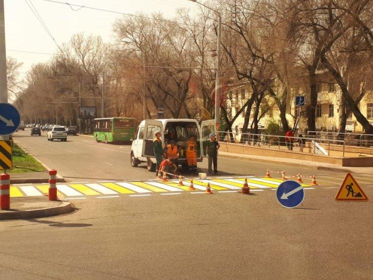 Более 30 улиц отремонтируют в Ауэзовском районе Алматы