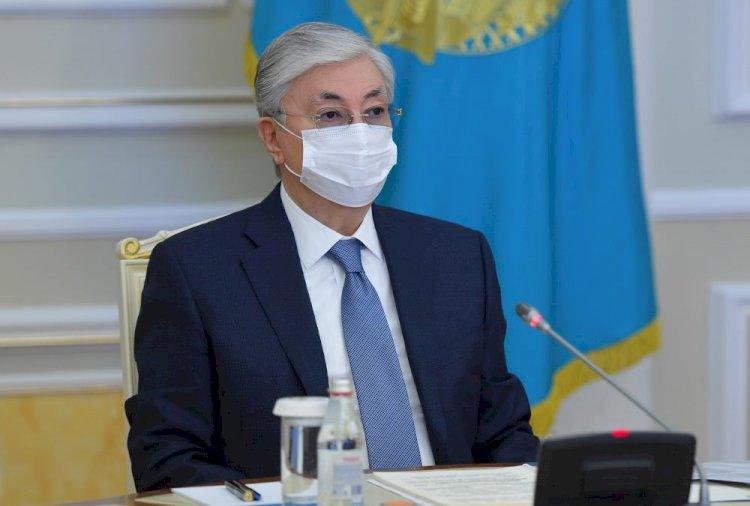 Президент поручил завершить ремонт трассы Нур-Султан – Алматы к 2023 году