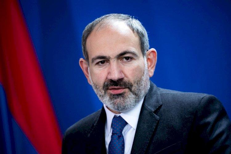 Премьер-министр Пашинян подал в отставку