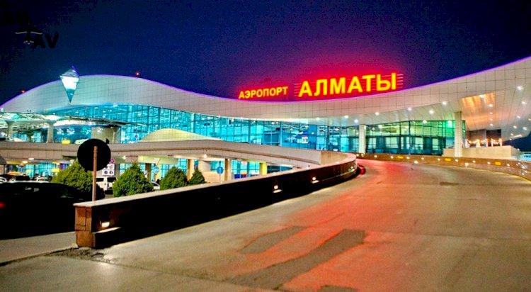 2 590 авиапассажиров прибыли в Алматы с ПЦР-справками