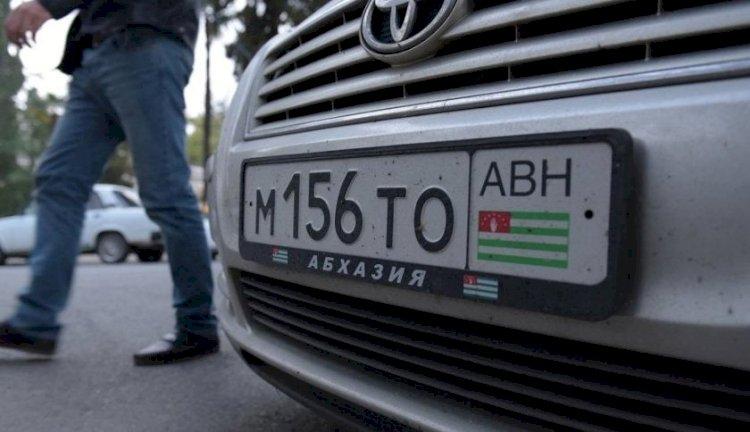 На автомашинах из Абхазии и Южной Осетии можно ездить в Казахстане после таможенной очистки