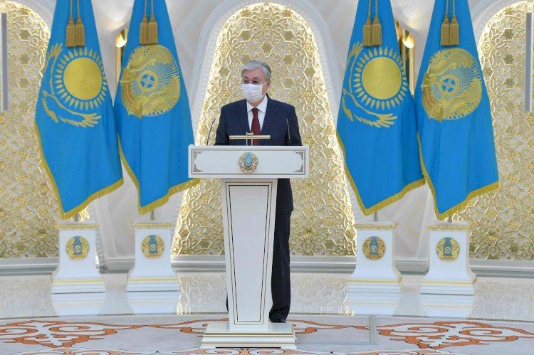 Президент Казахстана принял верительные грамоты у послов ряда государств