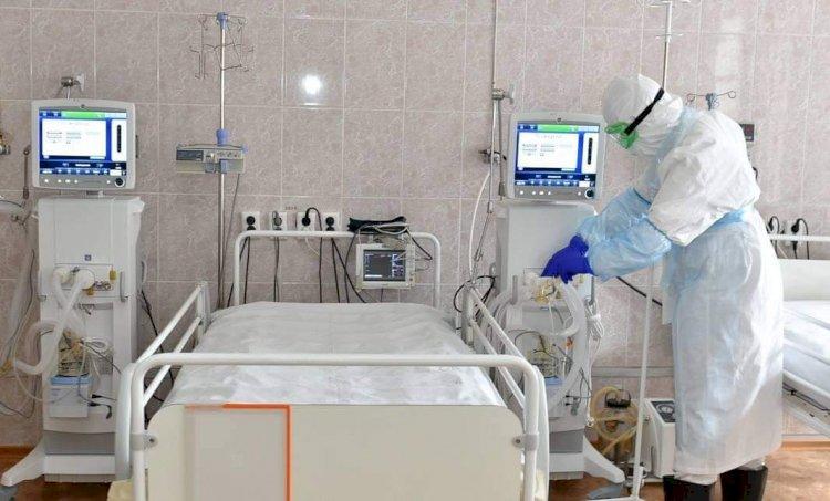 За сутки от коронавируса и пневмонии скончались 100 казахстанцев