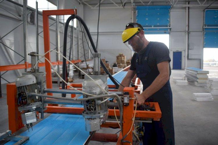 Объемы производства выросли в Казахстане