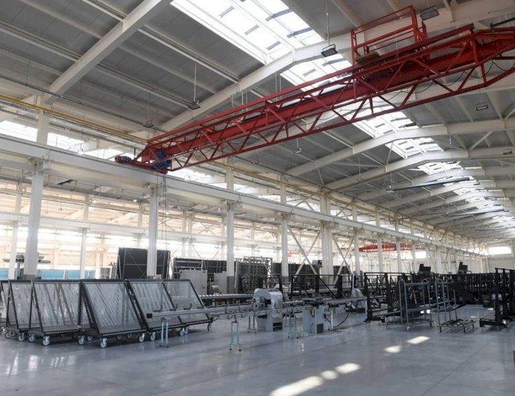 Адиль Амралин рассказал об условиях для работы на территории промышленных парков Алматы