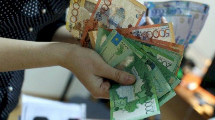Сколько в среднем зарабатывают казахстанцы