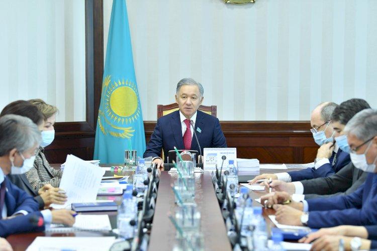 Мажилисмены рассмотрят поправки в закон «О выборах в Республике Казахстан»