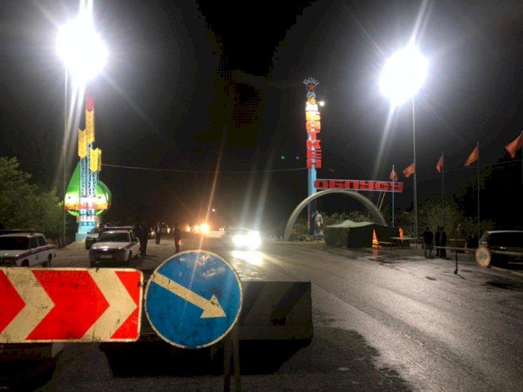 Подписан протокол по кыргызско-таджикской госгранице