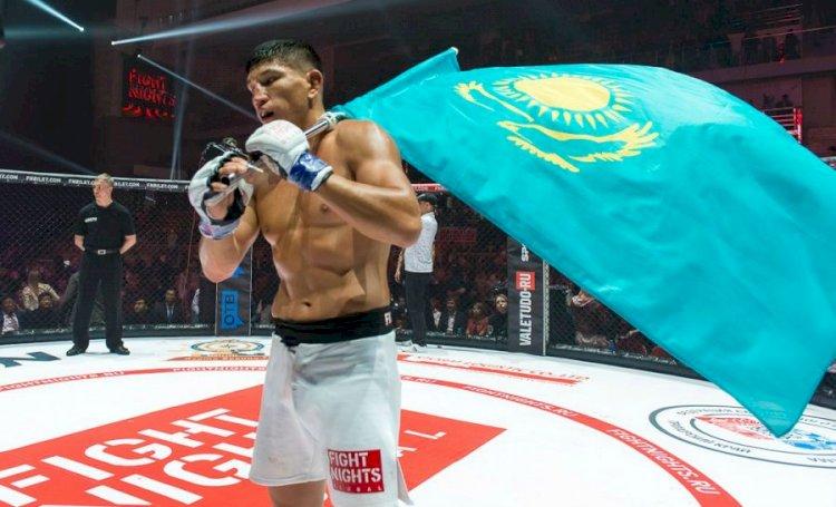 Куат Хамитов объявил имя следующего соперника и дату боя