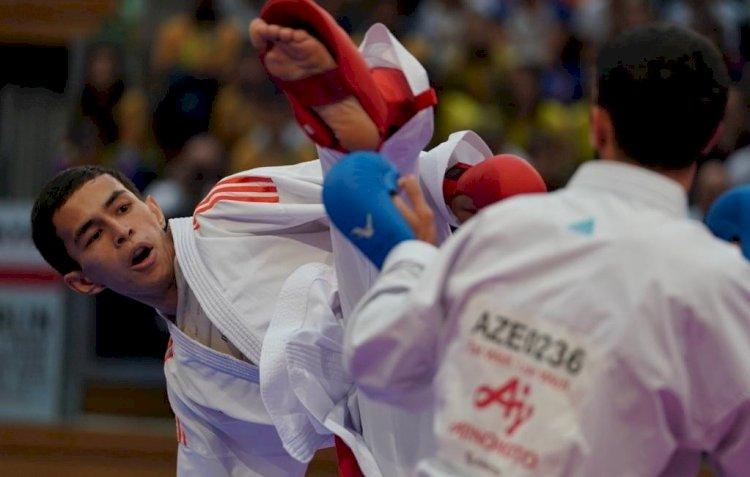 Три медали завоевали казахстанские каратисты на турнире в Лиссабоне