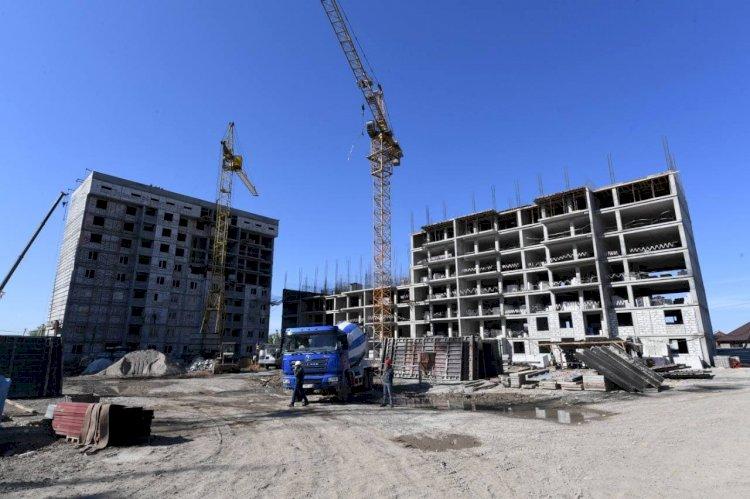 Свыше 5 тысяч квартир возведут взамен ветхого жилья в  Алматы
